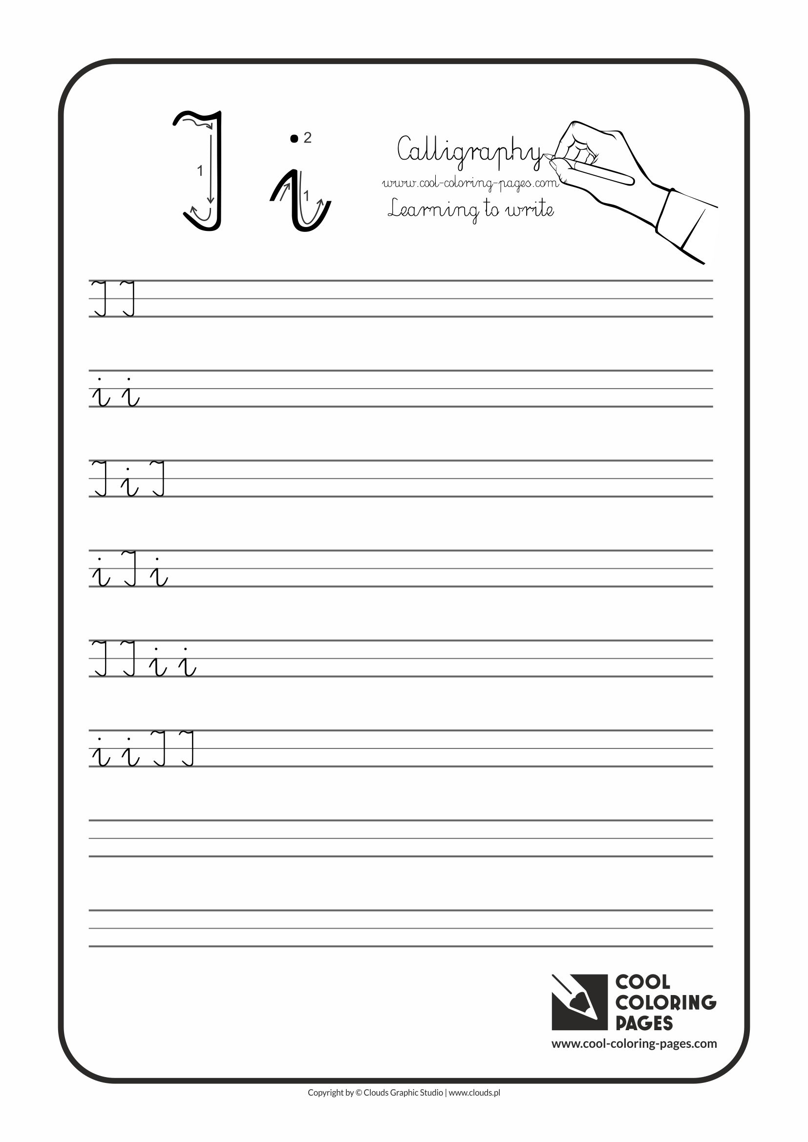 cool coloring pages calligraphy for kids letters handwriting cool coloring pages free. Black Bedroom Furniture Sets. Home Design Ideas