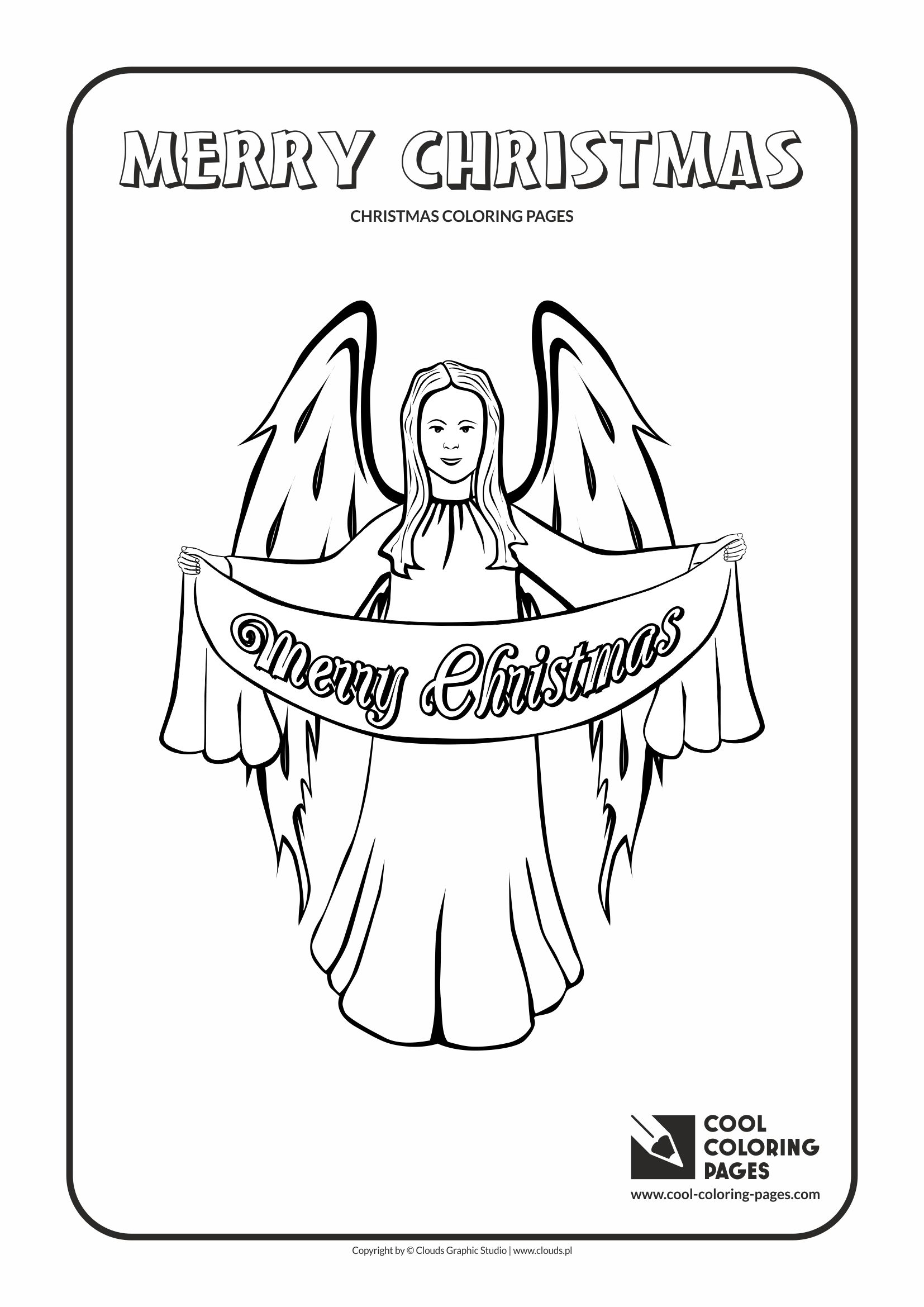 Cool Coloring Pages Christmas Coloring Pages Cool