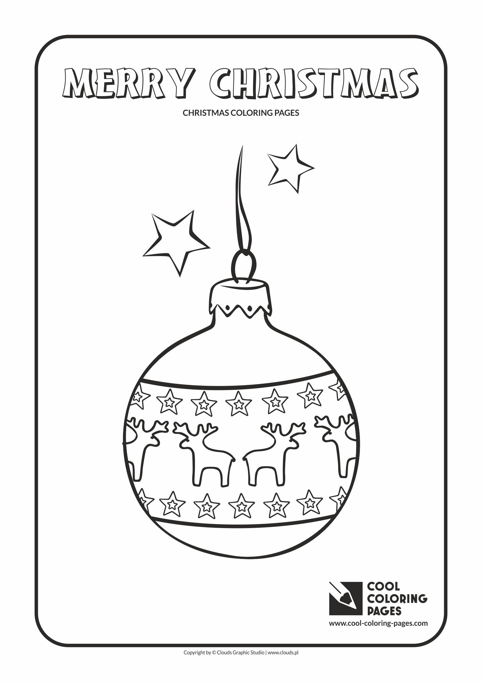 cool coloring pages holidays christmas glass ball no 2 coloring page with christmas