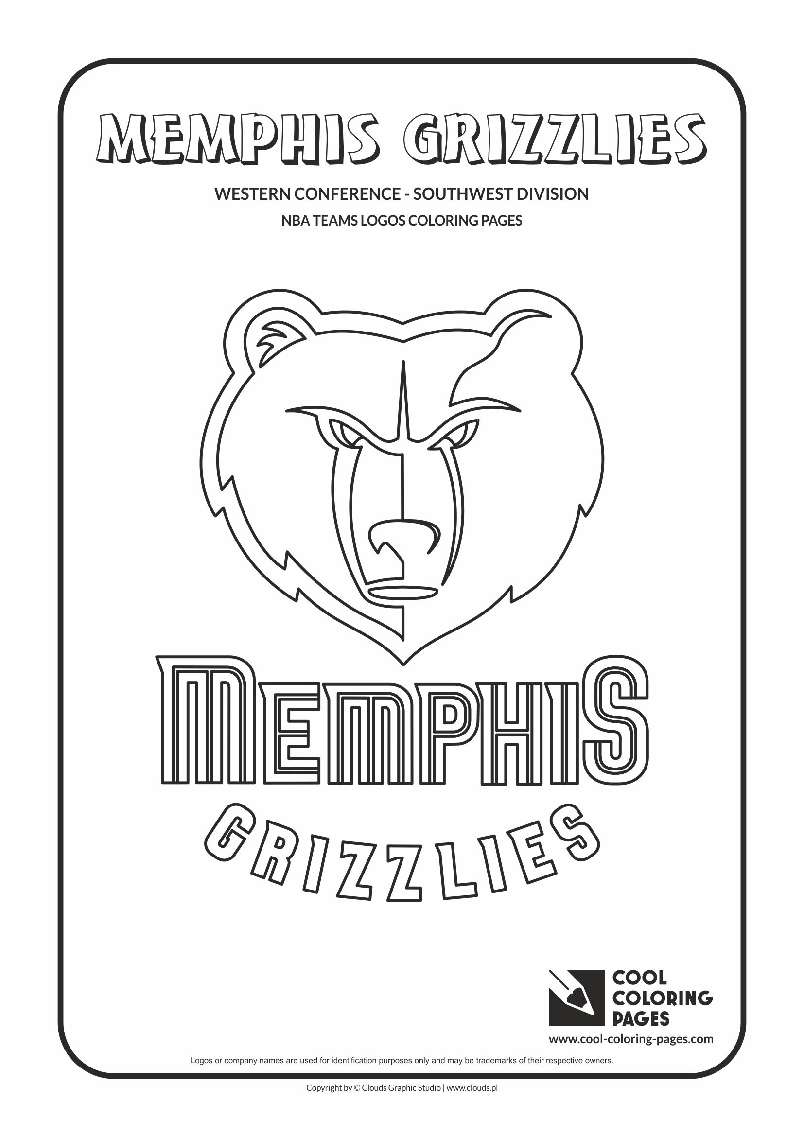 Nba Logo Coloring Pages