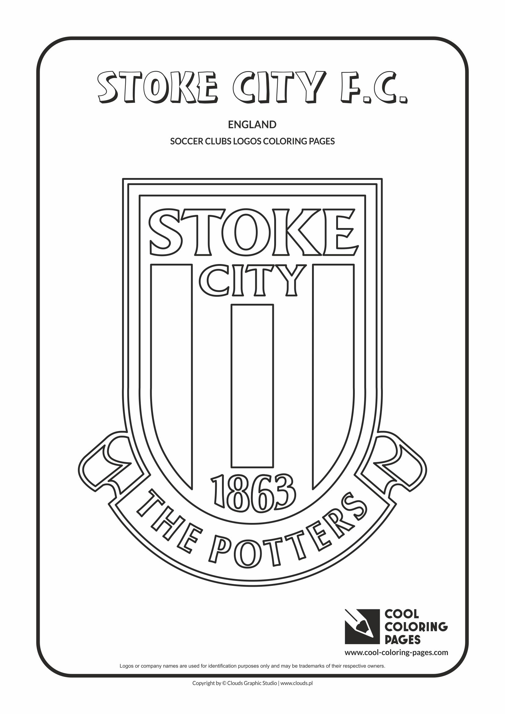 Manchester City Printable Coloring Pages