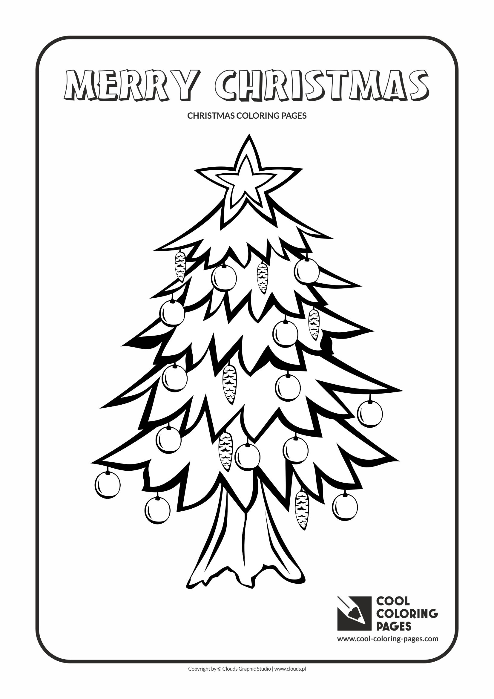 Cool Coloring Pages Christmas coloring