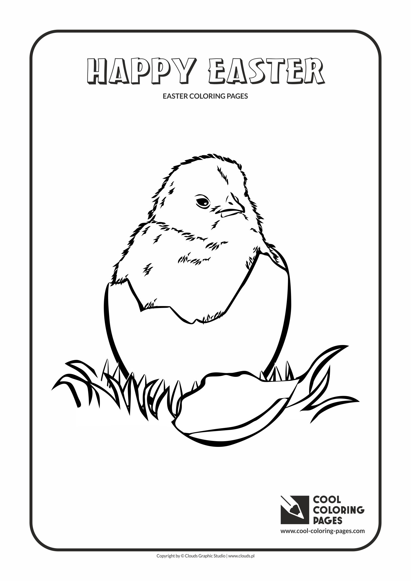 Cool Coloring Pages Easter Coloring Pages Cool Coloring