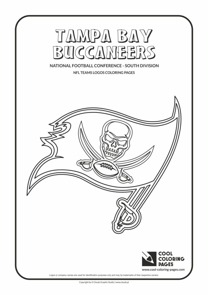 Cars Of Tampa >> Cool Coloring Pages Tampa Bay Buccaneers - NFL American ...